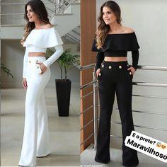 38 seguidores, 76 seguindo, 0 publicações - Veja as fotos e vídeos do Instagram de Marilene dos Santos Veiga (@marilene.veiga45) Basic Outfits, Classy Outfits, Summer Outfits, Casual Outfits, Cute Outfits, Fashion Pants, Fashion Outfits, Womens Fashion, Smart Casual Outfit