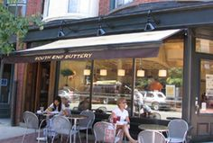 South End Buttery, Boston