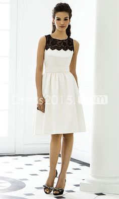 But of course in a different color, they can't be wearing white on my wedding day