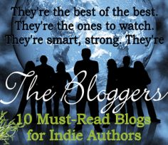 10 Must-Read Blogs for Indie Authors | Indie Author Life | #indiepub