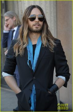 Jared Leto Chopped Off His Hair For 'Suicide Squad'!? See the Pic! | jared leto chops off hair 02 - Photo