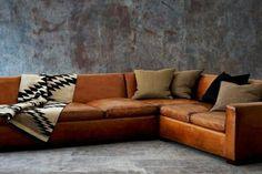 Das Sofa fürs Wohnzimmer zu wählen ist eigentlich nicht so leichte Aufgabe, wie die meisten von uns vermuten. Aber wenn Sie es passend... Eckcouch aus Leder