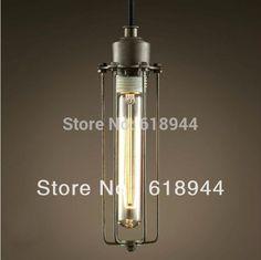 99.85$  Watch here - http://alio8z.shopchina.info/go.php?t=1430399463 - 2014 Hot Sale Edison Industrial Vintage Pendant Light Restaurant Lamp Black Pendant Lighting Fixture 220V Freeshipping 99.85$ #aliexpresschina