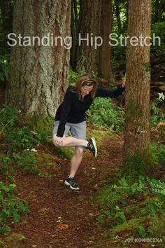 Seattle Backpackers Magazine: 7 Stretches for Hiking Success