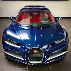 The Bugatti was unveiled in Paris in 1991 and went into production until Bugatti went out of business in 1995 (Bugatti has since been resurrected by Volkswagen). The car was available as a two-door sports car and only 31 cars were produced. Exotic Sports Cars, Cool Sports Cars, Super Sport Cars, Exotic Cars, Lamborghini, Ferrari, Bugatti Cars, Bugatti Speed, Automobile