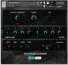 Rast Sound Dystopian Element KONTAKT > FREE Audio Plugins Audio, Free