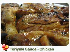 Homemade Teriyaki Sauce - ILoveHawaiianFoodRecipes