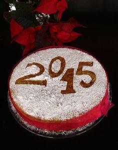 βασιλόπιτα κέικ Greek Christmas, Christmas Breakfast, Christmas Sweets, Christmas Baking, Christmas Cookies, Vasilopita Cake, Greek Cake, New Year's Cake, Greek Desserts