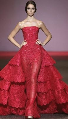 fashion gowns:
