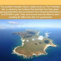 Amazing Fact about Hawaii Island..