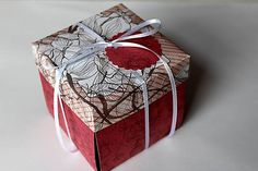MariKlimo / Ružičková krabička