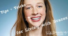 Tips & Tricks for Living with Braces on the go! Tri-Valley Orthodontics is a family orthodontics practice in San Ramon providing metal, clear and lingual braces, Invisalign, retainers and appliances. San Ramon Orthodontists Dr. Ko and Dr. Yoon provide comprehensive orthodontic care for children, teens & adults.