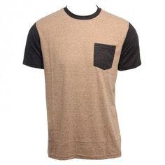 Matix Clothing Mens Shirt Standard Clash Brown
