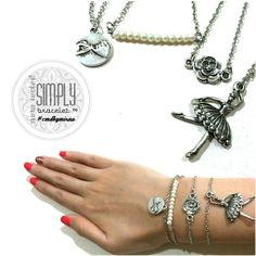 necklace friendship bracelet Handmade diy accessories jewelry double ring bracelet necklace online shop trusted seller, twitter & IG @cmdbymirna, jakarta, indonesia