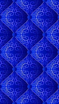 Blue pattern – Wallpaper World Blue Wallpapers, Wallpaper Backgrounds, Benfica Wallpaper, Molduras Vintage, Blue Bedding Sets, Everything Is Blue, Kind Of Blue, Colorful Wallpaper, Blue Aesthetic