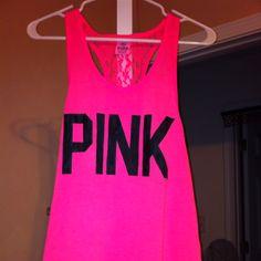 Love PINK. Victoria's Secret