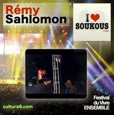 Rémy Sahlomon : la musique du VIVRE ENSEMBLE