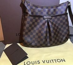 f7140e61291a AUTHENTIC Louis Vuitton Bloomsbury PM In Damier Canvas Louis Vuitton  Handbags Prices