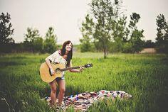 #spring #springtime #guitar #girl #green #grass #life #beautiful #trees #scenery #landscape #music #seasons #seasonsgeneralstore #happiness #happy