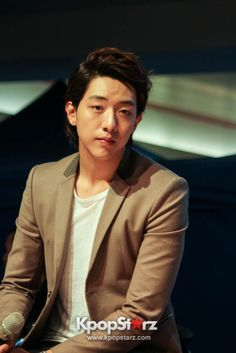 Lee Jungshin Blue Moon Manila Press Conference