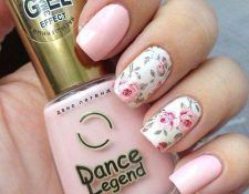 Άσπρα - ροζ νύχια (31)