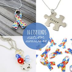 Shop for Autism Awareness: 10 Etsy Finds