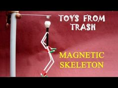 MAGNETIC SKELETON - ENGLISH - 19MB - YouTube