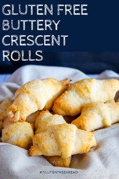 Gluten Free Crescent Rolls: Delicious only 7 ingredients and incredibly easy to make! Gluten Free Crescent Rolls: Delicious only 7 ingredients and incredibly easy to make! Gluten Free Crescent Rolls, Gluten Free Rolls, Gluten Free Baking, Gf Recipes, Gluten Free Recipes, Cooking Recipes, Dinner Recipes, Healthy Recipes, Croissant Sans Gluten