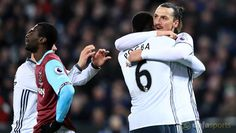 Manchester United forward Zlatan Ibrahimovic is pleased that he has been able to silence his critics during his first six months in English football.