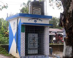 Purified 'Cold' Drinking Water unit constructed at No. 9 Gopalbati Gram Panchayat, Dakshin Dinajpur, West Bengal, India