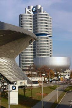 """""""BMW welt, Munich"""""""