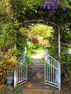stone cottages  perfect entrance