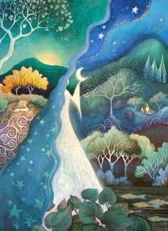 Bringer of Night. Amanda Clark