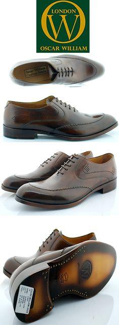 Oscar William Luxury handmade shoes