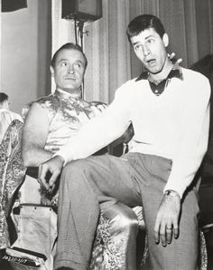 Jerry Lewis & Bob Hope The Caddy 1953