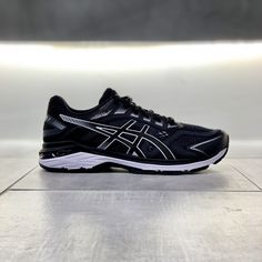 cd7eb5a906d98 Asics GT 2000 7 - Black White. History of New York Powered by  Sneaker  Lounge
