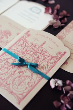 Elegant Wedding in France at Chateau La Durantie French Wedding, Elegant Wedding, Wedding Invitation Suite, Wedding Stationery, Wedding 2015, Paper Goods, Gift Wrapping, Wrapping Ideas, Wedding Flowers