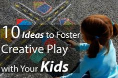 10 Creative Play Ideas