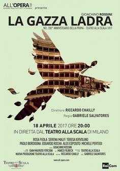 LA GAZZA LADRA | All Opera