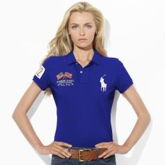 Skinny-Fit Country Polo - Create Your Own Create Your Own - RalphLauren.com