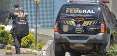 Polícia Federal invade Tribunal de Justiça e captura juízes