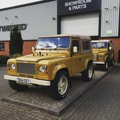 Land Rover Defender 90 Retro-Edition.