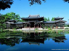 Japanese Garden in Kyoto, Zen Garden of Kyoto 14 - Wallcoo.net
