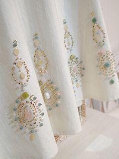 Yukari Iwashita | オートクチュール刺繍