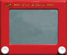 Etch A Sketch | 24 Toys '90s Girls Who Weren't Into Barbie Played With