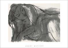 Henri Matisse - Nu, 1941