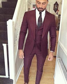 "450 Likes, 5 Comments - GroomInspiration (@groominspiration) on Instagram: ""Inspiration for the @dapperguest via @cameronkhan_menswear ! Love the look ! #GroomInspiration"""