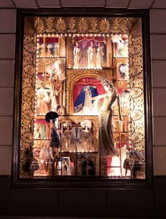Behind the Bergdorf Goodman Holiday Windows   The Coveteur