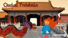 Dibujos Infantiles. Tina y los Fieltronitos: Visita a China.