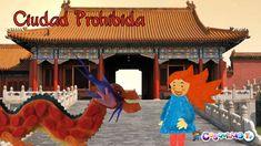 Dibujos Infantiles. Tina y los Fieltronitos: Visita a China.